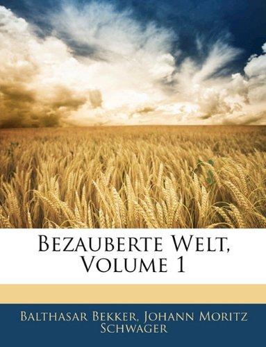 Download Bezauberte Welt. Erster Band (German Edition) ebook
