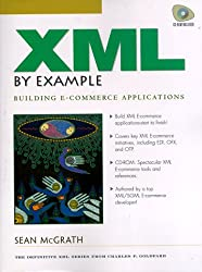 XML by Example: A Webmaster's Guide (Charles F. Goldfarb Series on Open Information Management)