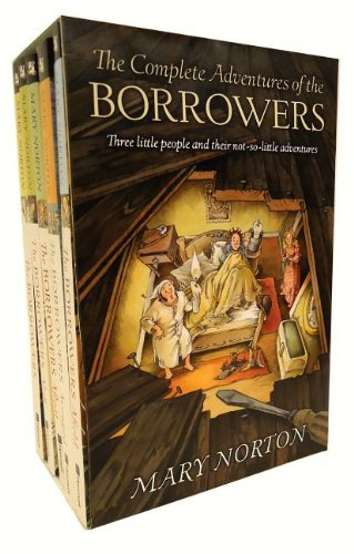 Read Online The Complete Adventures of the Borrowers pdf epub