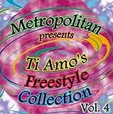 Metropolitan presents Ti Amo's Freestyle Collection Volume 4