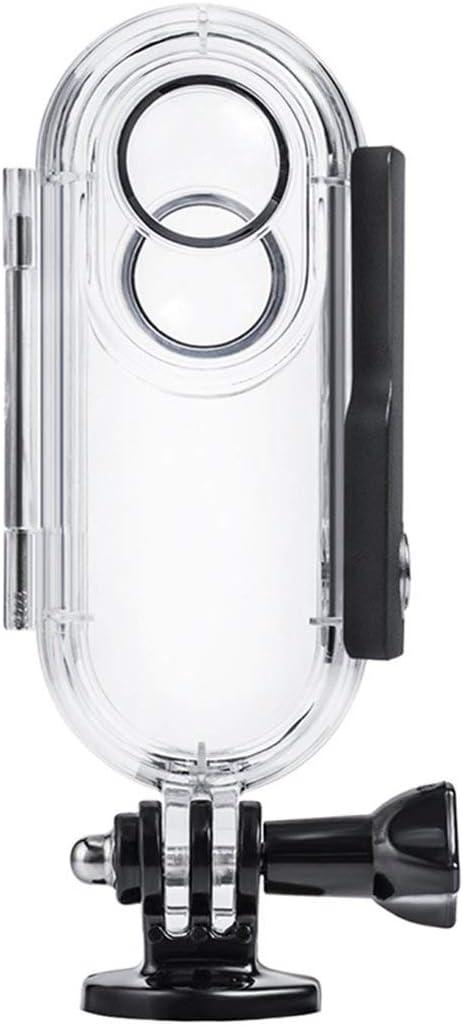 vbncvbfghfgh Funda Impermeable 45m Buceo Funda Protectora Caja Una cámara panorámica panorámica VR Insta 360 Accesorios: Amazon.es: Hogar