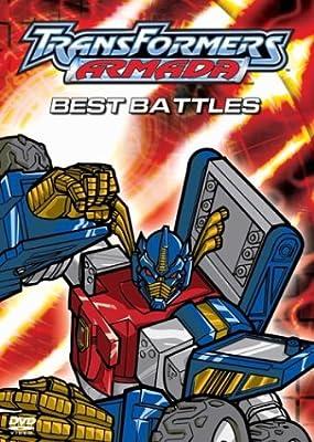Transformers Armada - Best Battles