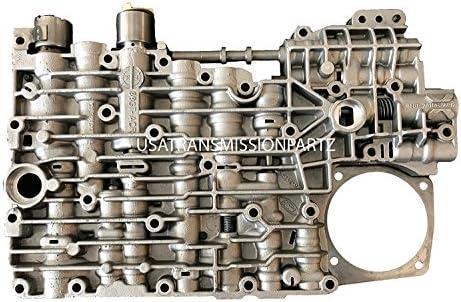 2 Solenoid 89-94 Ford//Mazda Cars /& Trucks Rebuilt Ford A4LD Transmission Valve Body W