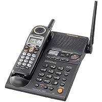 Panasonic KX-TG2386B 2.4 GHz FHSS GigaRange  Digital Cordless Telephone with Amplified Headset