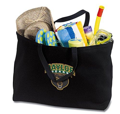 Baylor University Alumni - Broad Bay Jumbo Baylor Tote Bag or Large Canvas Baylor University Shopping Bag