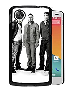 Beautiful Designed Cover Case With Nkotbsb Band Glasses Mans Clothes For Google Nexus 5 Phone Case