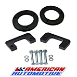 """2.5"""" Front Strut Spacers Leveling Lift Kit for 2007-2013 Avalanche Aluminum Made in USA"""