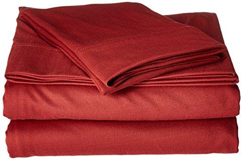 Brielle Easy Microfiber Jersey Knit Sheet