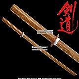 """38 """" Wooden Bokken Bokuto Samurai Practice Sword"""