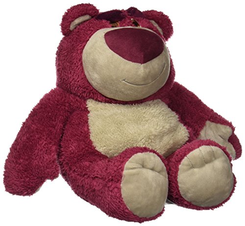 Disney / Pixar Toy Story 3 Exclusive 15 Inch Deluxe Plush Figure Lotso Lots O Huggin Bear