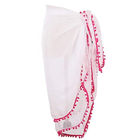 Aimik vestido de gasa para mujer, falda de protección solar ...