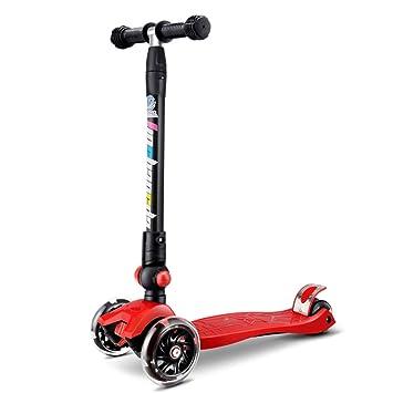 Patinetes Kick Scooter Plegable para niños de 2 a 12 años de ...