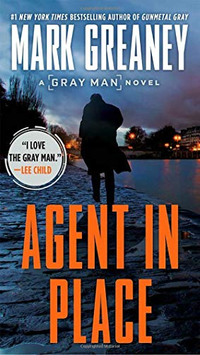 Agent in Place (Gray Man) (Best Places In New York)