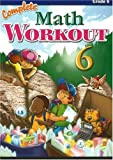 Complete Math Workout Grade 6, Popular Book Company, 1897164483