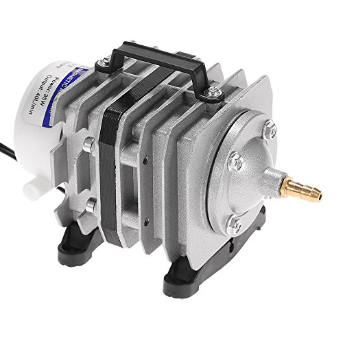 Anself 571-1585 GPH Commercial Hydro Active O2 Aquarium Air Pump Electrical Magnetic Oxygen Pump 20/35/45/55/80/105W by Anself