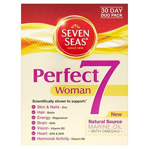 Seven Seas Perfect 7 Woman 30 Sachet