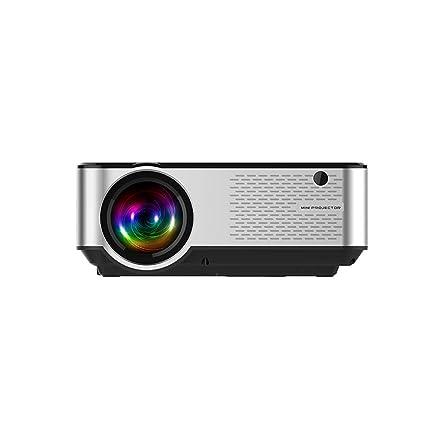 Lcme Mini proyector portátil Full HD Proyector de Cine en casa ...