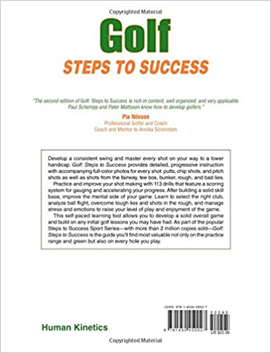 Golf-2nd Edition: Steps to Success (Steps to Success Activity ...