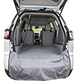 Plush Paws Refined Cargo Liner for Dogs – Grey, Waterproof & Nonslip Silicone Backing for Trucks & Suv's Review