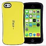 iFace mall アイフェイス モール iPhone SE / 5s / 5 専用耐衝撃ケース (イエロー)