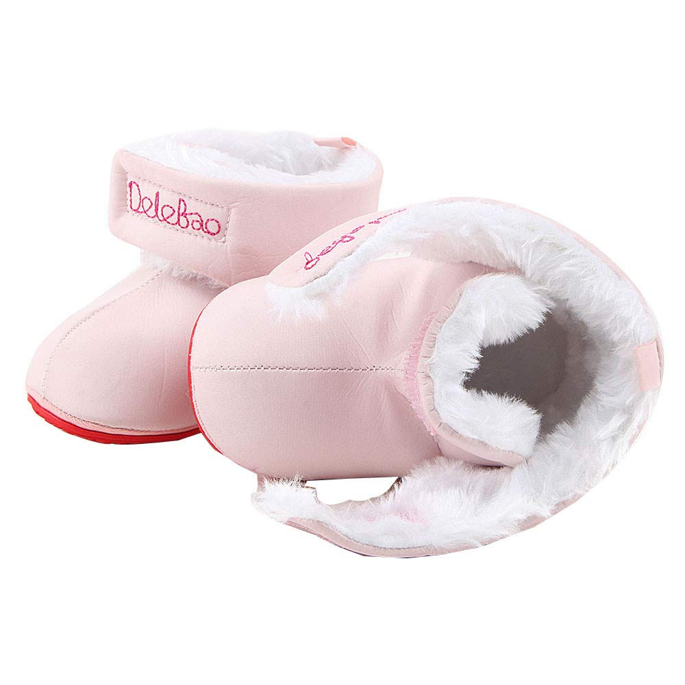Infant//Toddler Lurryly❤Newborn Baby Soft Sole Warm Winter First Walkers Prewalker Snow Boots