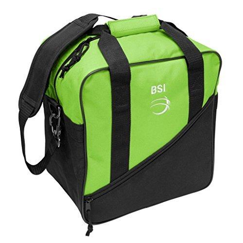 BSI Solar III Single Carry Bag, Black/Lime