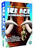 Ice Age 1-4 plus Mammoth Christmas: The Mammoth Collection [DVD] [2002]