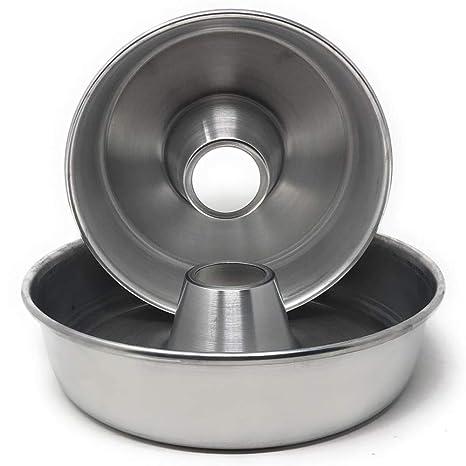 Mayuela - Bizcochera de Aluminio - Set de 2 - Ø 24 y 28 cm