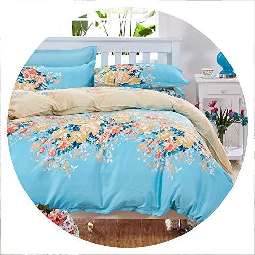 Kmart Cotton Comforter - Cotton Pastoral Flower Cartoon Style Fashion Bedding Bed Linen Bed Sheet Duvet Cover Pillowcase 4pcs Bedding Sets/Queen,21,King