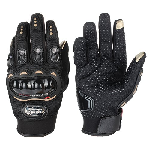 GES Motorcycle Gloves Touch Screen Motorbike Cycling Racing Gloves Full Finger Motocross Riding Gloves