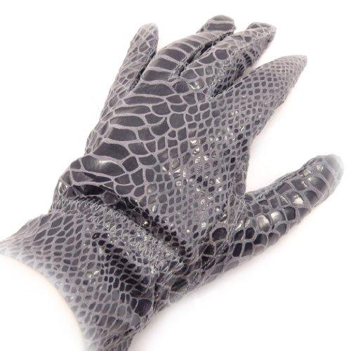 [リリーの宝 (Les Tresors De Lily)] (Scarlett コレクション) [K7585] 手袋 バイオレット