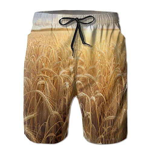 Men's Gods Annual Festivals Men Casual Swim Trunks Quick Dry Beach Pants