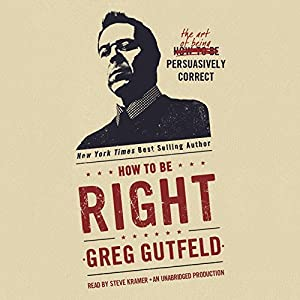 How to Be Right Audiobook