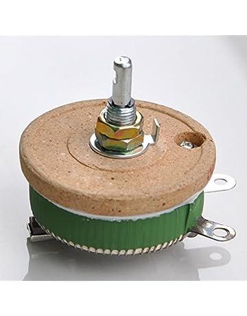 WayinTop Kit de 5mm LED Diodes /& R/ésistance /Électrique pour Projets Arduino Raspberry Pi 200 Pi/èces 5mm LED Diodes 600 Pi/èces de R/ésistances de 10 Ohm /à 1 MOhm avec 30 Valeurs