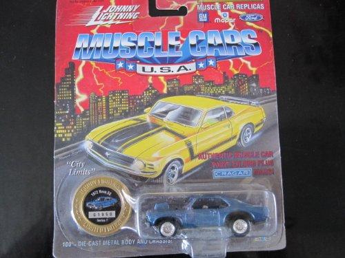 1972 Nova SS  Series 7 Johnny Lightning Muscle Cars Limited