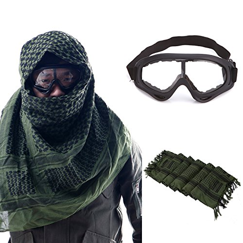 HDE Airsoft Skirmish Wargame Gear