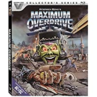 Maximum Overdrive (abe) [Blu-ray]