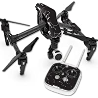 Skin For DJI Inspire 1 Quadcopter Drone – Constellations | MightySkins Protective, Durable, and Unique Vinyl Decal wrap cover | Easy To Apply, Remove, and Change Styles | Made in the USA
