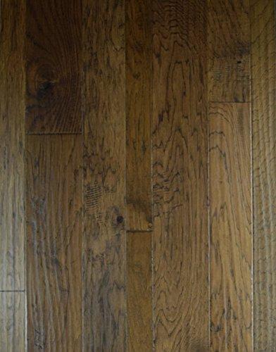 (Royal Hickory Plank Engineered Hardwood Flooring (SAMPLE, Cognac))