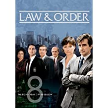 Law and Order: The Eighth Year