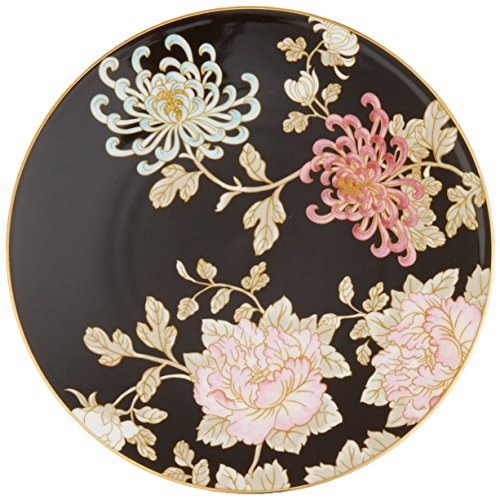 Lenox Marchesa Painted Camellia Salad (Gold Coupe Salad Plate)