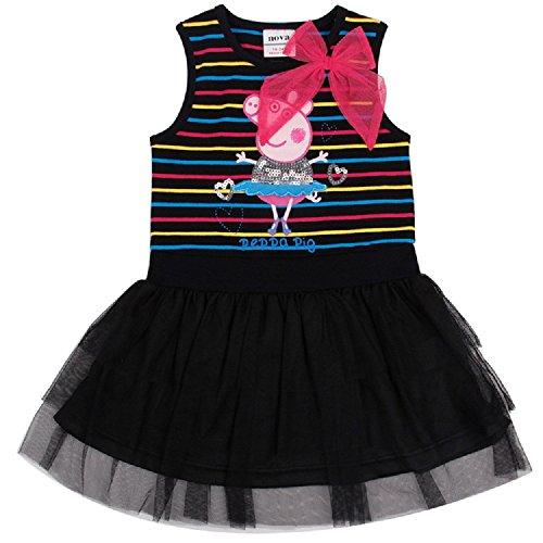 Cartoon Peppa Princess Party Dress product image