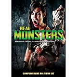 Real Monsters Vol. 2: Werewolves, Demons, Vampires And Sea Creatures