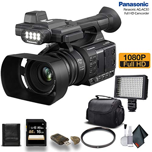 panasonic 160 hd video camera - 5