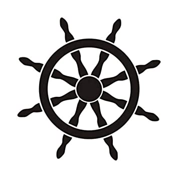 Etiqueta de la pared Estilo de mar Vinilo Decoración para el hogar ...