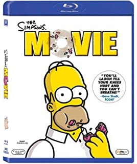 Simpsons Movie [Reino Unido]