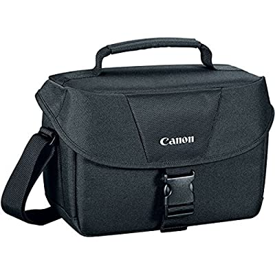 Canon 9320A023 100ES Shoulder Bag, Black from Canon
