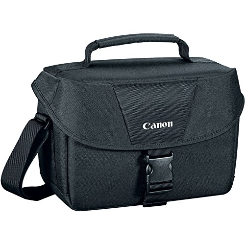 Canon Bags Slr (Canon 9320A023 100ES Shoulder Bag, Black)