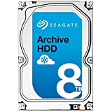 SeagateアーカイブHDD st8000as0002 8tb 5900rpm SATA 6.0 GB / s 128 MBハードドライブ