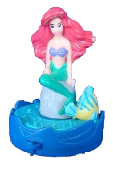 Amazon.com: McDonalds 1994 sirenita Ariel y flounder de ...